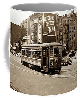 Inwood Trolley Coffee Mug