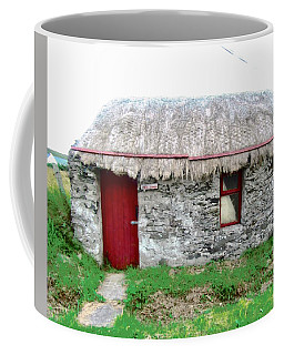 Irish Cottage Coffee Mug