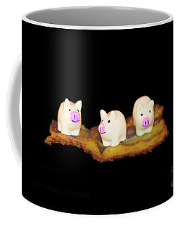 Ironic Pigs Coffee Mug
