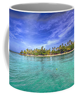 Island In The Sun Coffee Mug