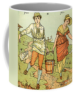 Jack And Jill Coffee Mug