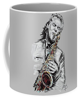 Jan Garbarek Coffee Mug
