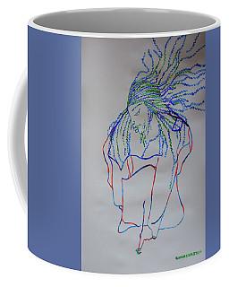 Jesus Christ Begins His Ministry Coffee Mug by Gloria Ssali