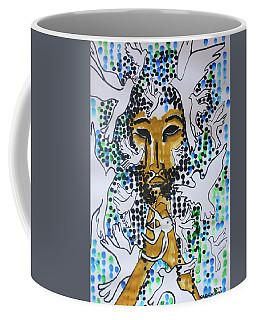 Jesus Christ King Of Peace Coffee Mug