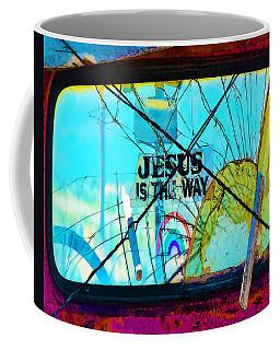Jesus Is The Way Coffee Mug