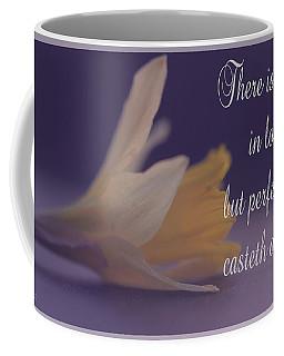 1 John 4 Vs 18 Coffee Mug