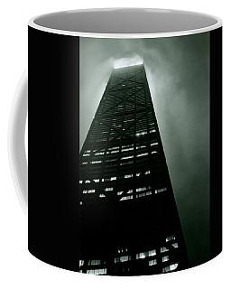 John Hancock Building - Chicago Illinois Coffee Mug