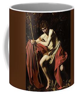 John In The Wilderness Coffee Mug