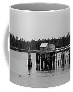 Jonesport, Maine Coffee Mug