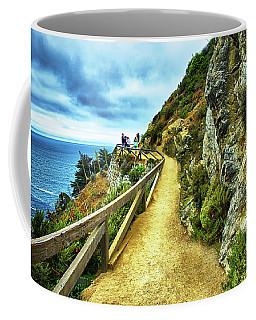 Julia Pfeiffer Burns State Park Coffee Mug