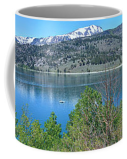 June Lake Panorama Coffee Mug