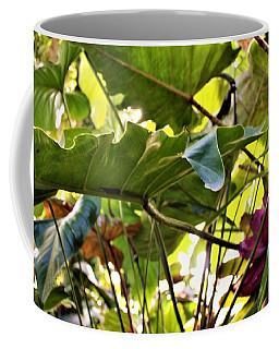 Coffee Mug featuring the photograph Jungle Jive by Mindy Newman