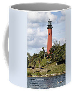 Jupiter Lighthouse Coffee Mug