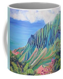 Kalalau Valley Coffee Mug