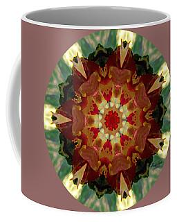 Kaleidoscope - Warm And Cool Colors Coffee Mug