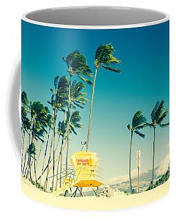 Kapukaulua Beach Maui North Shore Hawaii Coffee Mug
