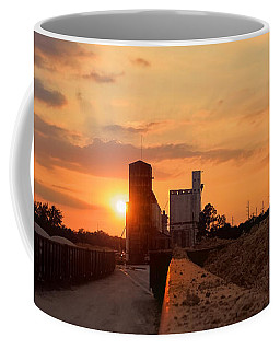 Katy Texas Sunset Coffee Mug