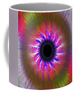 Keeping My Eye On You Coffee Mug