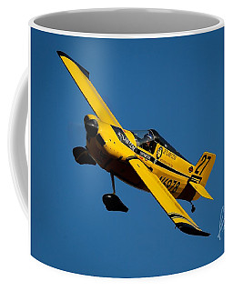 Coffee Mug featuring the photograph Kent Jackson In Once More, Friday Morning. 5x7 Aspect Signature Edition  by John King
