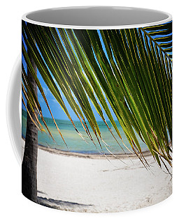 Key West Palm Coffee Mug