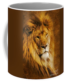 King Of The Beasts Coffee Mug by Ian Mitchell