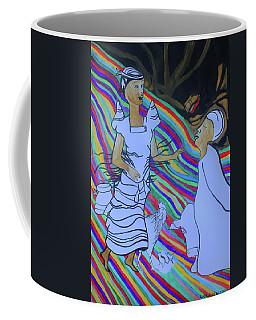 Kintu And Nambi A Folktale Coffee Mug by Gloria Ssali