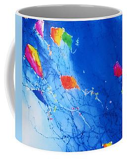 Kite Sky Coffee Mug