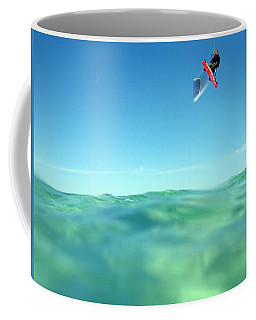 Kitesurfing Coffee Mug