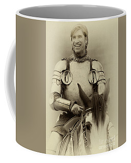 Coffee Mug featuring the photograph Knights Of Old 12 by Bob Christopher