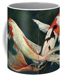 Koi Dance Coffee Mug