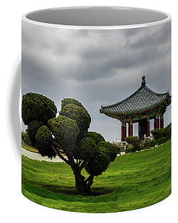 Korean Bell Of Friendship Coffee Mug