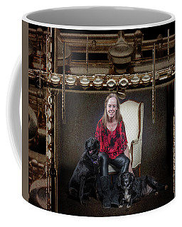 Krishin Blaise 002 Coffee Mug by M K  Miller