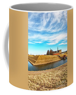 Coffee Mug featuring the photograph Kronborg Castle In Helsingor by Antony McAulay