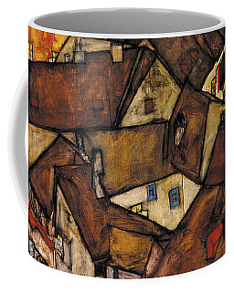 Krumau - Crescent Of Houses Coffee Mug