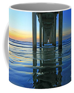 La Jolla Blue  Coffee Mug