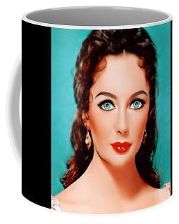 Lady Beautiful  Coffee Mug