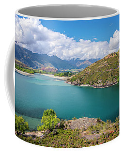 Lake Wanaka New Zealand IIi Coffee Mug