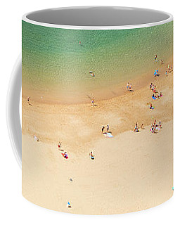 Las Teresitas Beach At Summer Coffee Mug