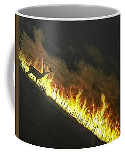 Last Look Back Home Coffee Mug
