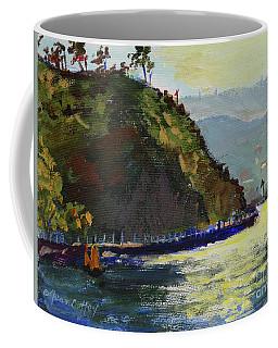 Late Afternoon At The Bay Coffee Mug