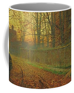 Late October Coffee Mug