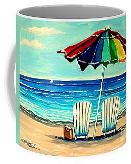 Lazy Days Coffee Mug