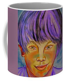 Le Manga Boy Coffee Mug