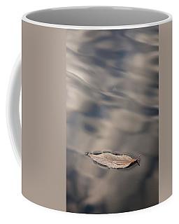 Leaf On Water Coffee Mug