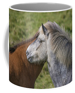 Lean On Me Coffee Mug