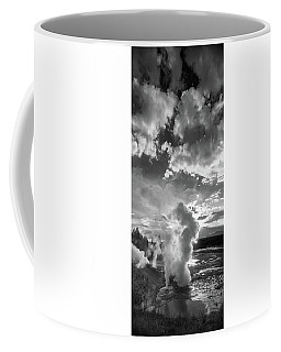 Ledge Geyser Yellowstone N P Coffee Mug