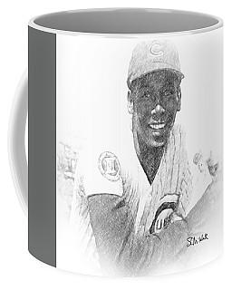 Ernie Banks Coffee Mug