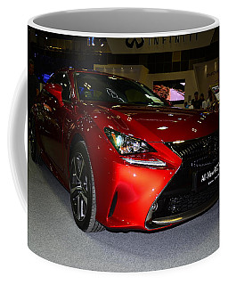 Lexus Rc Turbo Coffee Mug