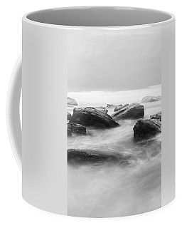 Coffee Mug featuring the photograph Ebb And Flow by Parker Cunningham