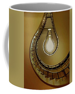 Light Bulb Staircase Coffee Mug